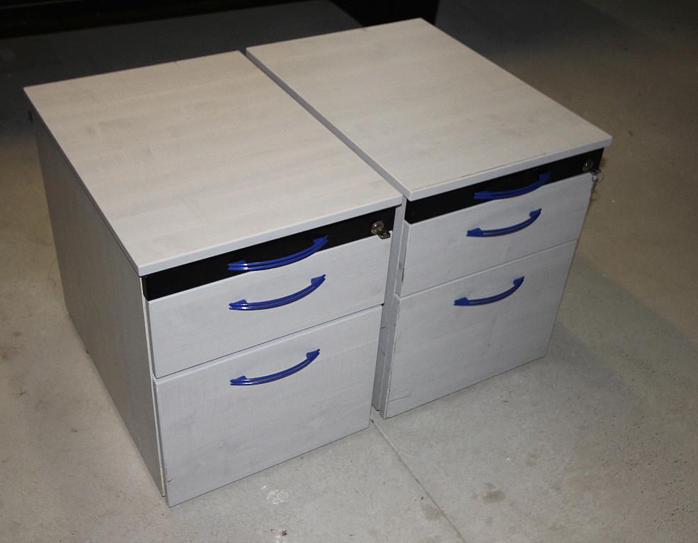 Rollschränke Bürounterschrank Rollcontainer in Lauingen | Büro ...