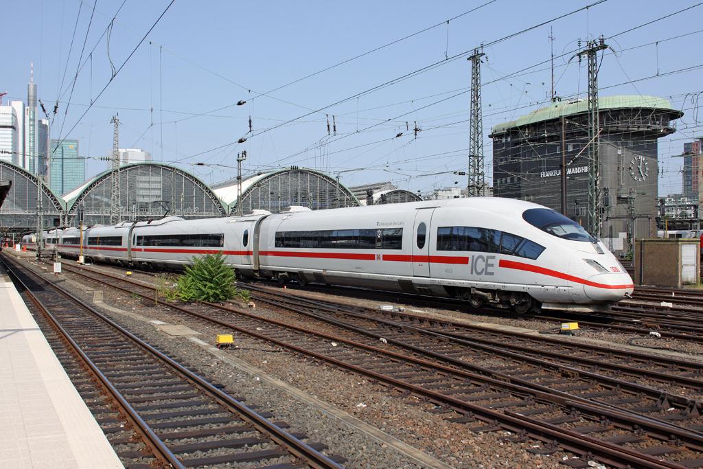 Db Ankunft Frankfurt
