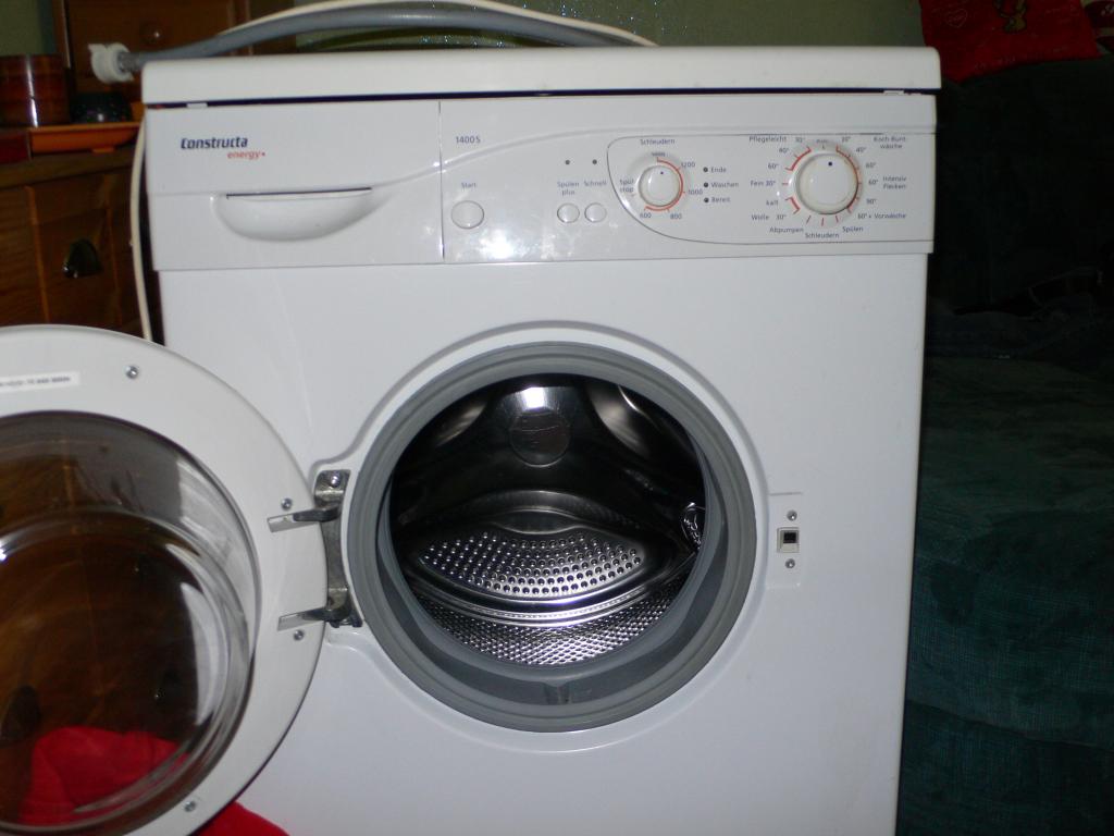 Waschmaschine toplader siemens siwamat 5100 in lÜbeck haushalt