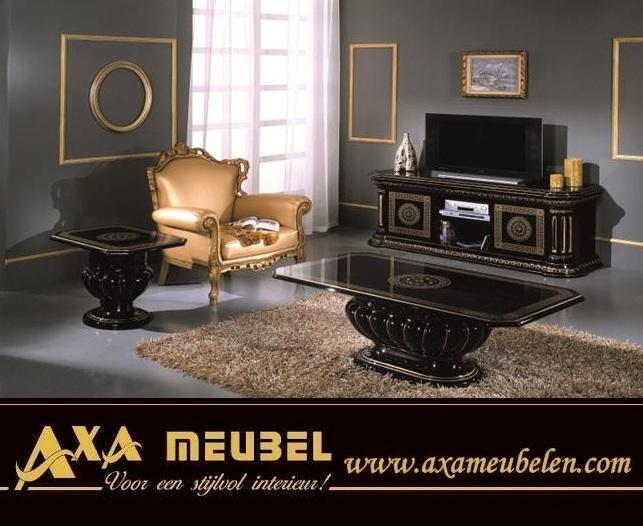 italienische hochglanz versace axa wohnzimmer möbel angebote in, Wohnzimmer dekoo