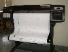 HP Plotter Designjet 1055 CM Plus AO B Model