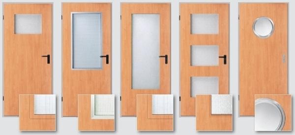 Trendig Feuerschutztüren T30 Türen Innentüren Stahltüren Schallschutztüren  IT98