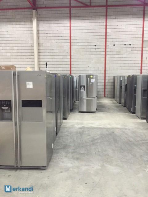 Side By Side Kühlschränke Samsung Gebraucht Ungetestet In Görlitz