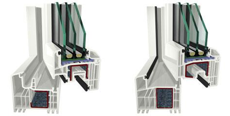 fenster und t ren fabrikverkauf markenfenster auf mass 1m 1m mit w rmeschutzgl in gelsenkirchen. Black Bedroom Furniture Sets. Home Design Ideas