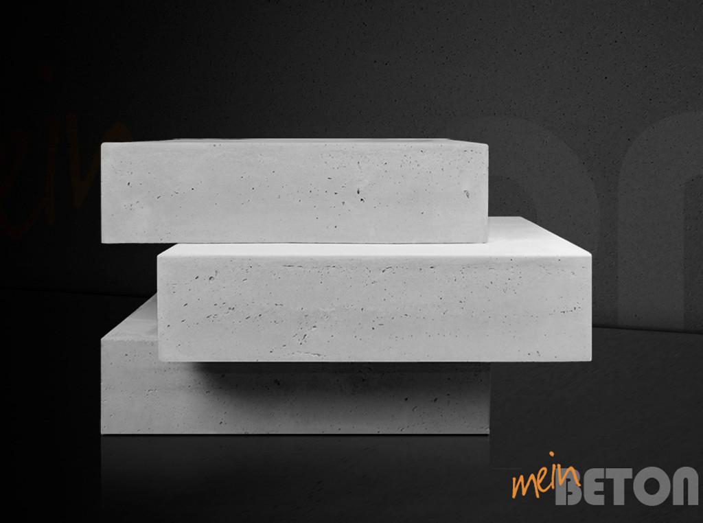 couchtisch aus beton betontisch loungetisch aus beton. Black Bedroom Furniture Sets. Home Design Ideas